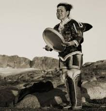 inuit drum dancing
