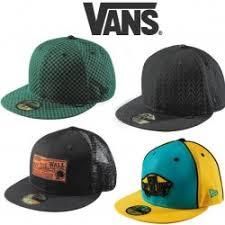 hats vans