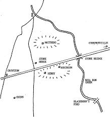 bull run map