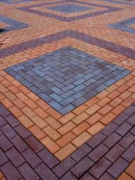 paving brick patterns