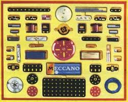 meccano pieces