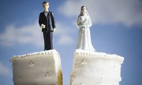 divorced married