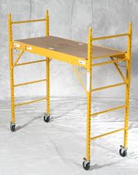 rolling scaffolds