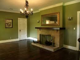 bungalow fireplace