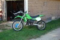 1986 kx250