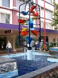 bucket fountain