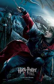 goblet of fire poster