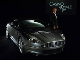 james bond cars pictures