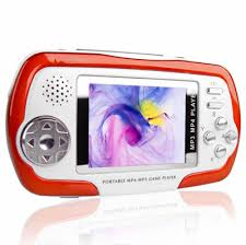 mp4 portable players