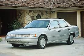 mercury sable 92