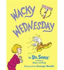 dr seuss wacky wednesday
