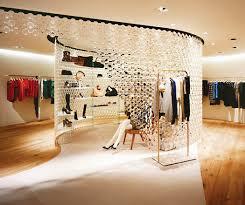 clothing design store