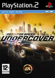 need for speed under cover ps2