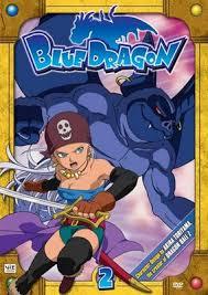 blue dragon dvd