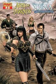 army of darkness comic