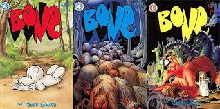 bone comic books