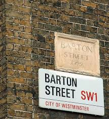 street sign names