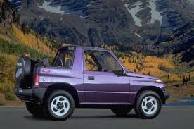 chevrolet tracker convertible