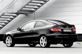mercedes coupe 2008