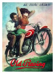 motorcycle racing posters