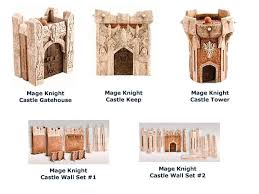 mage knight castle