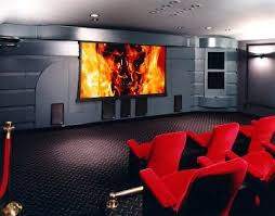 home theatre install