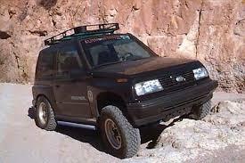 geo tracker off road