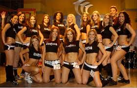 Florida Marlins cheerleaders