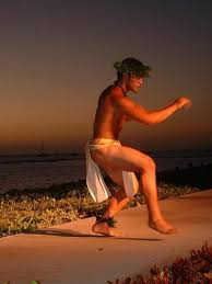 male hula dance