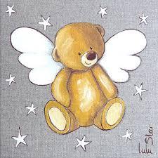 teddy bear angels