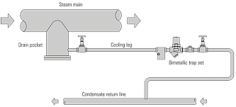 bimetallic steam trap