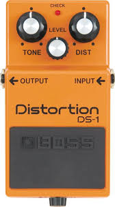 boss distortions