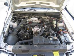 2000 mustang engine