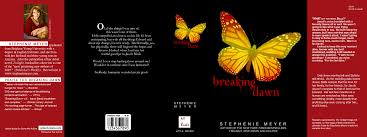 breaking dawn book cover