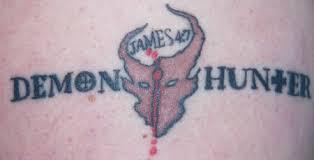 hunter tattoo