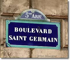 saint germain boulevard