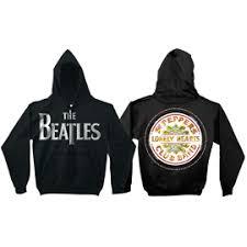 beatles sweatshirts