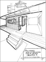 house sketches