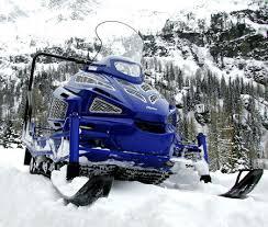 4 stroke snowmobile