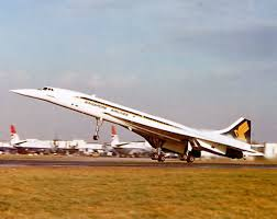 concorde airlines
