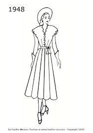 fashion in 1948