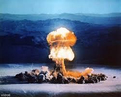 atomic nuke