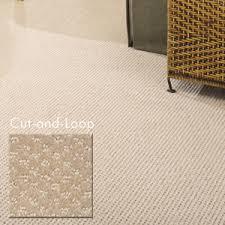 cut and loop carpet