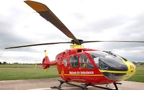air ambulance helicopters