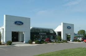 new ford dealerships