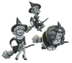 pics of witches
