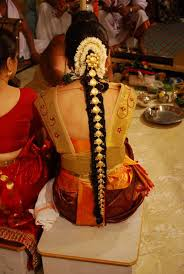 indian gold hair