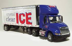 international tractor trailer