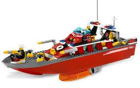 lego fireboat