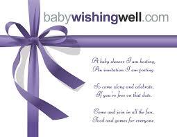 baby wishing well